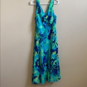 Dress Sleeveless Summer Colors